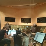 DG Recording Control Room